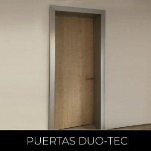 PUERTAS DUO-TEC