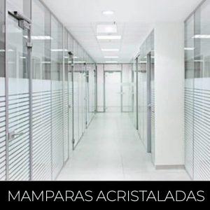 Mamparas Acristaladas